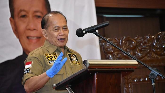 Busana Primus Pelantikan Dpr 2022 Image Num 34